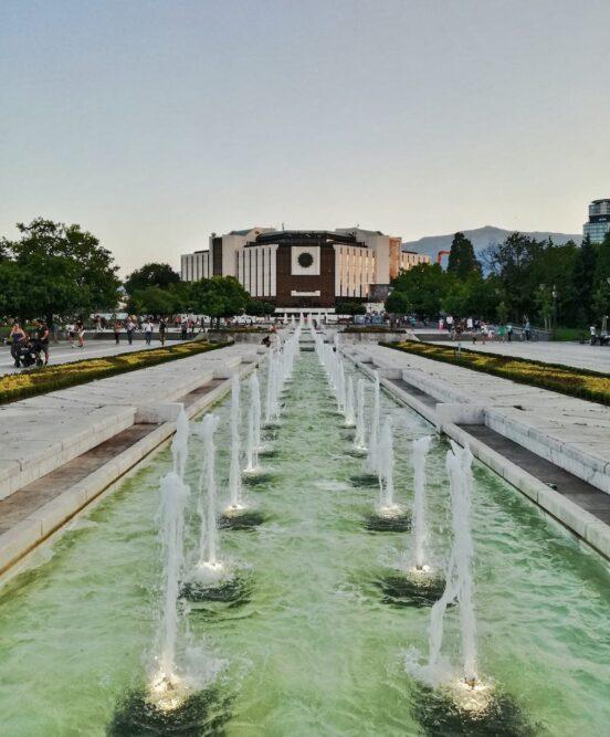 Cosa vedere a Sofia Palazzo Nazionale della Cultura