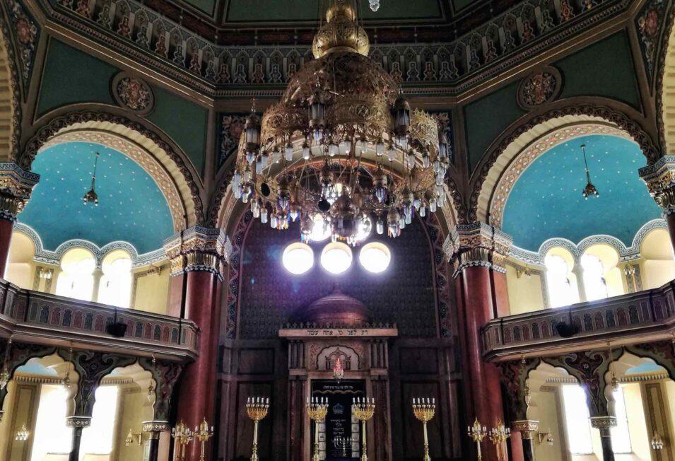 Cosa vedere a Sofia la Sinagoga