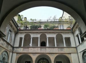 Cortile di Torino