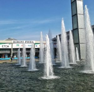 TTG di Rimini ingresso fiera