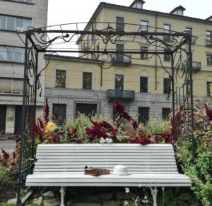 Installazione di Rodolfo Marasciuolo a Torino