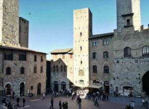 Weekend in Toscana San Gimignano