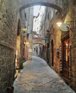 Weekend in Toscana Volterra