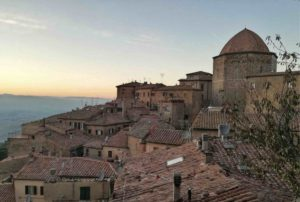 Weekend in Toscana a Volterra