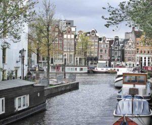 viaggio da sola ad Amsterdam