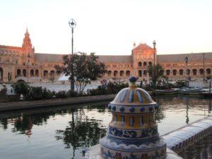viaggio da Sola a Siviglia
