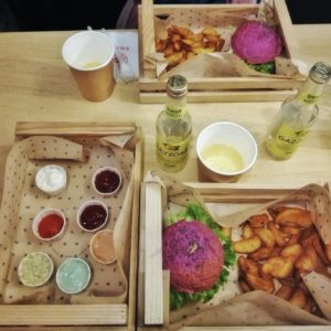 Cosa fare a Torino pranzo da Flower Burger