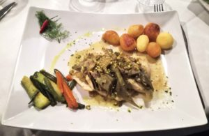 Dormire a Torino ristorante DUPARC
