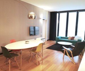 Dormire a Torino salotto suite DUPARC