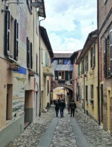 Dozza nei dintorni di Bologna