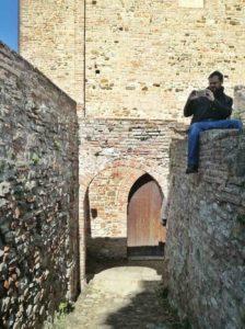Monteveglio nei dintorni di Bologna