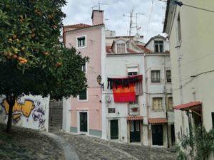 visitare Lisbona e il quartiere del Fado