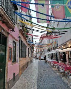 visitare Lisbona e il Bairro Alto