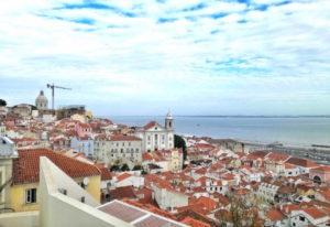 Visitare Lisbona e il Miradouro