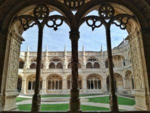 visitare Lisbona e il Mosteiro