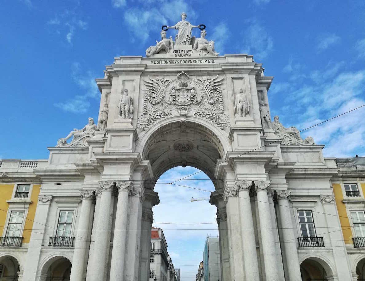 Visitare Lisbona in quattro giorni Miradouro