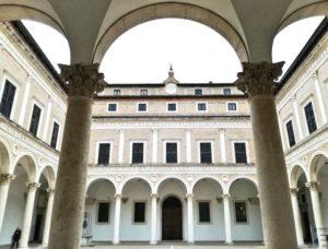 Cosa vedere a Urbino Palazzo Ducale