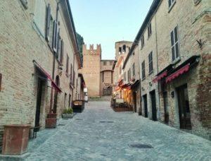 Cosa vedere a Urbino e dintorni Gradara borgo