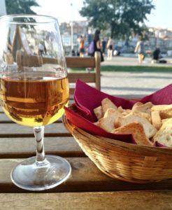 Piatti tipici portoghesi vino porto
