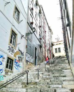 Visitare Lisbona e le vie di Alfama