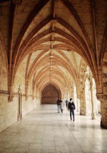 visitare Lisbona ed entrare al Mostiero dos Jeronimos