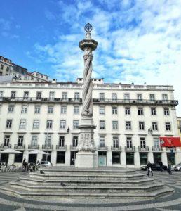 Visitare Lisbona e Praca do Municipio