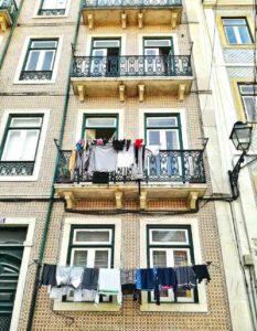 Visitare Lisbona e i vicoli di Alfama