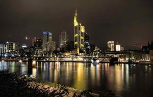 Città europee da visitare Francoforte