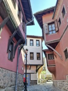 Città europee da visitare Plovdiv
