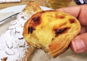 Cosa fare a Lisbona assaggiare Pasteis