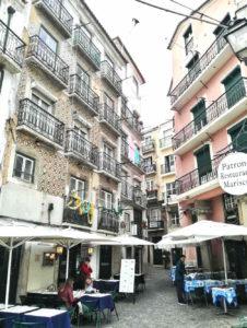 Cosa fare a Lisbona vedere Alfama