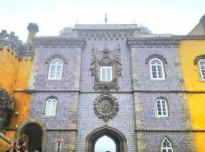 Cosa vedere a Sintra Palacio da Pena
