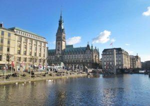 Il Municipio di Amburgo è il più bello tra le città tedesche che ho visto finora