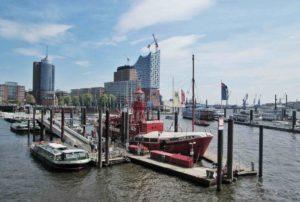 Amburgo è seconda per grandezza tra le città tedesche