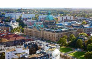 Lipsia tra le città tedesche da visitare