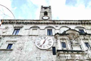Ascoli Piceno cosa vedere Palazzo Arengo