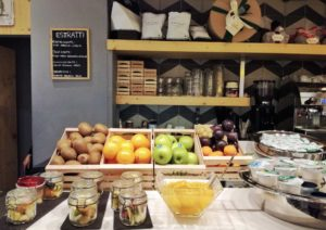 Ascoli Piceno cosa vedere buffet colazione hotel
