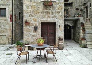 Borghi delle Marche Castel Trosino