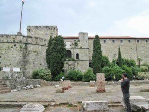 Cosa vedere a Trieste Castello San Giusto