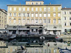 Cosa vedere a Trieste il canal grande