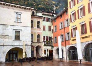 Riva del Garda tra le piccole città da visitare in Italia