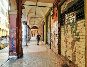Cosa vedere a Bologna via Mascarella