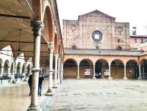 Cosa vedere a Bologna Santa Maria dei Servi