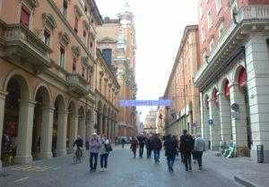 Cosa vedere a Bologna via Indipendenza