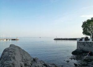 Cosa vedere a Trieste la spiaggia di Sistiana