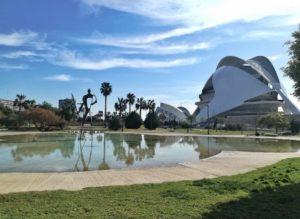 Cosa vedere a Valencia giardini turia