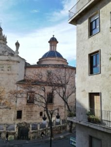 cosa vedere a Valencia le chiese del centro