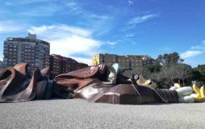 cosa vedere a Valencia la statua di gulliver