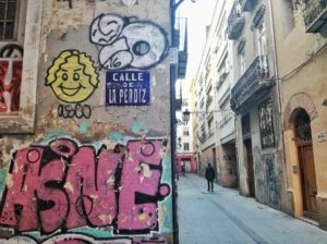 cosa vedere a Valencia i vicoli del carmen