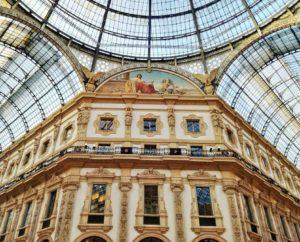 cosa fare a Milano galleria vittorio emanuele